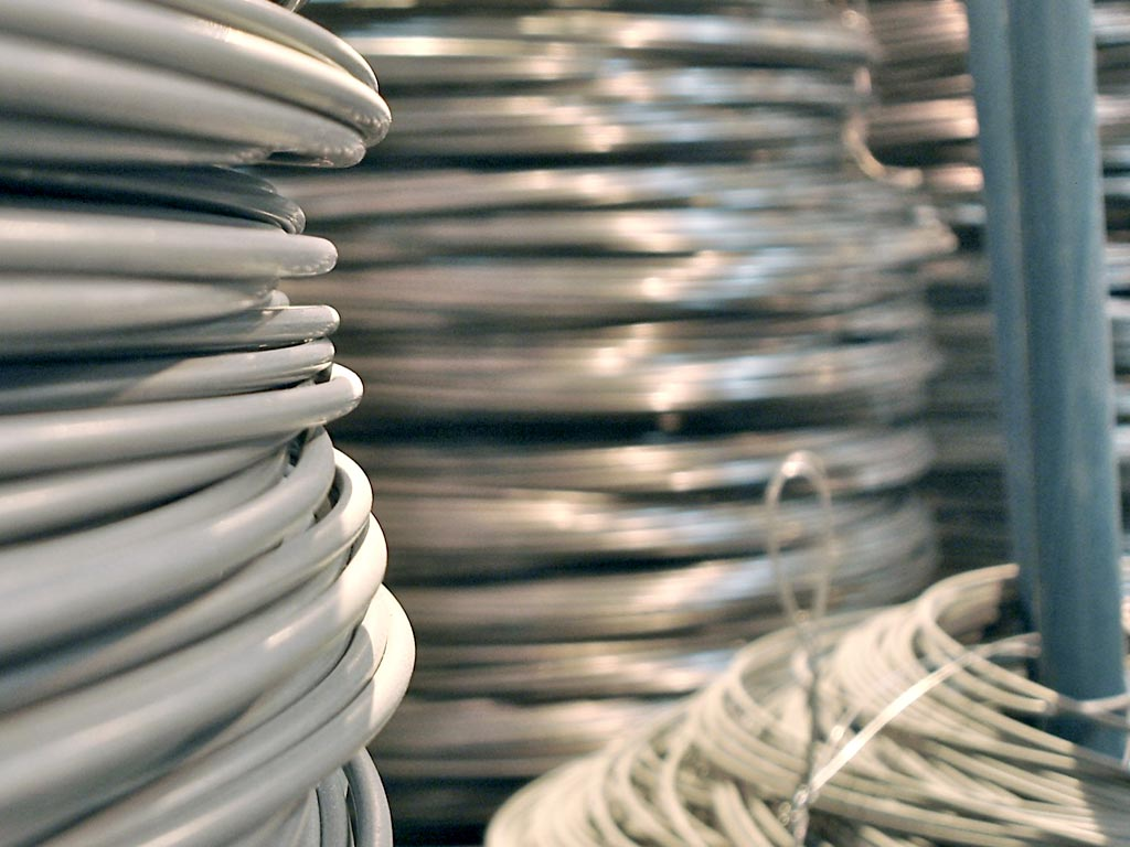 Steel Wire Products | Taubensee Steel & Wire Company